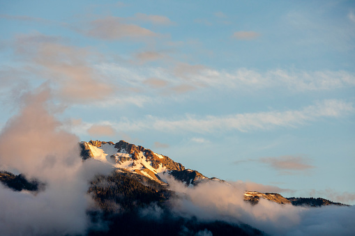 Ski Resort「Whistler mountain, British Columbia, Canada」:スマホ壁紙(9)