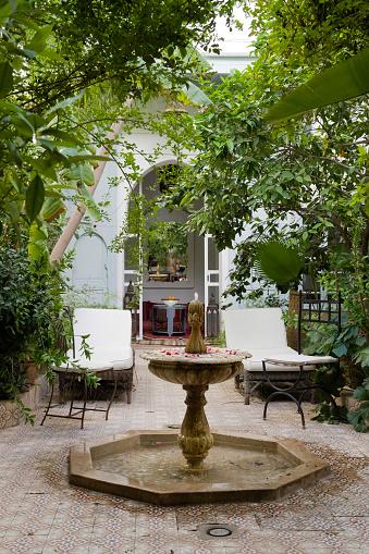 Walled Garden「Moroccan House」:スマホ壁紙(12)