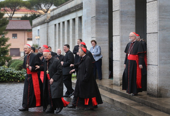 Joe Raedle「Cardinals Conduct Their Final Mass Before Entering Into The Conclave」:写真・画像(14)[壁紙.com]