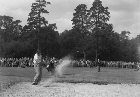 Sand Trap「Ryder Cup 1953」:写真・画像(3)[壁紙.com]