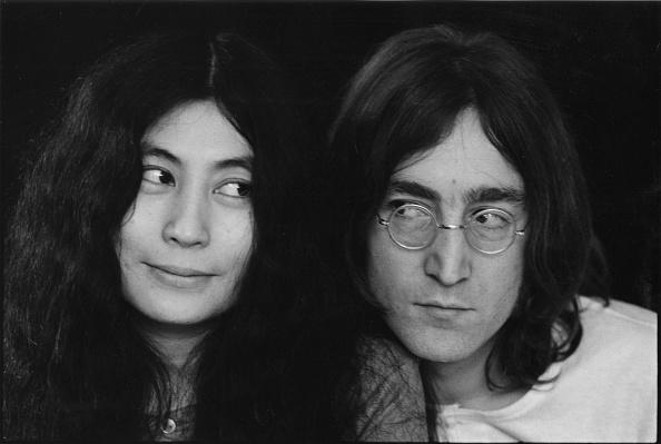 ジョン・レノン「John Lennon and Yoko Ono」:写真・画像(4)[壁紙.com]