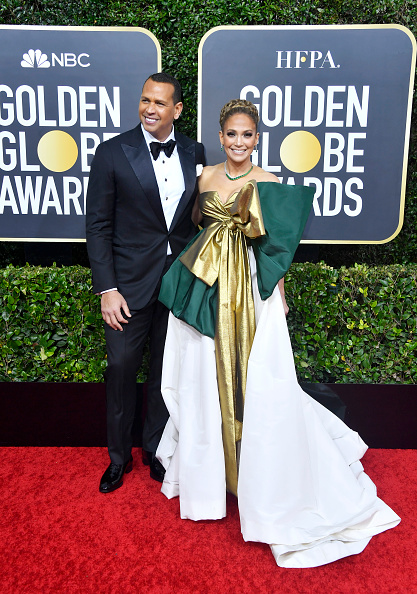 The Beverly Hilton Hotel「77th Annual Golden Globe Awards - Arrivals」:写真・画像(5)[壁紙.com]