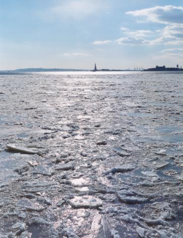 Bay of Water「Frozen New York Bay」:スマホ壁紙(12)