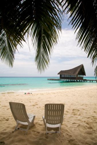 Summer Resort「Maldives」:スマホ壁紙(9)