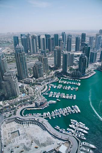 LypseUAE2015「Dubai Marina Skyline」:スマホ壁紙(18)