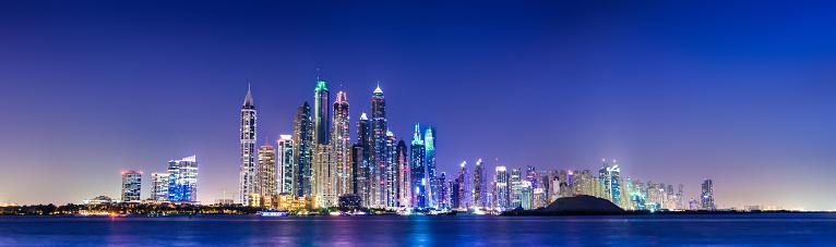 LypseUAE2015「Dubai Marina」:スマホ壁紙(10)
