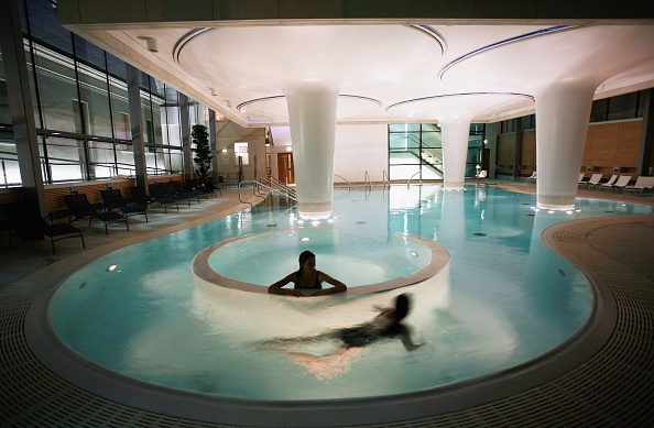 Health Spa「Bath Spa Prepares To Open To The Public」:写真・画像(0)[壁紙.com]