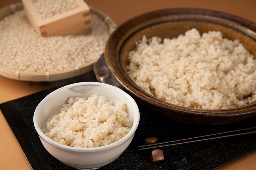 Brown Rice「Boiled brown rice」:スマホ壁紙(8)