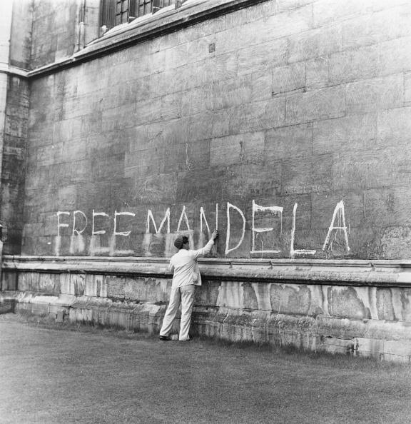 Graffiti「Free Mandela」:写真・画像(6)[壁紙.com]