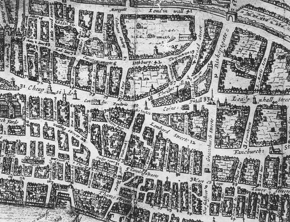 Urban Road「Old City Of London」:写真・画像(1)[壁紙.com]