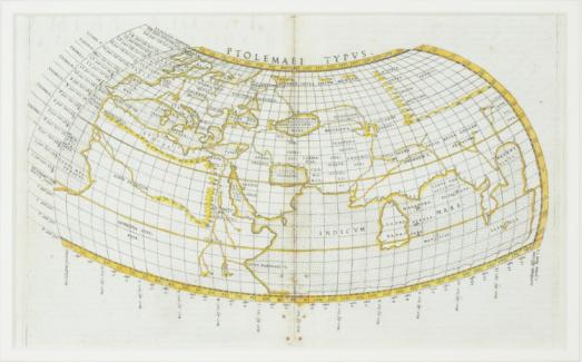 Latitude「Map of the world」:スマホ壁紙(7)