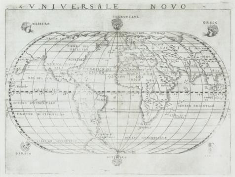 Latitude「Map of the world」:スマホ壁紙(10)