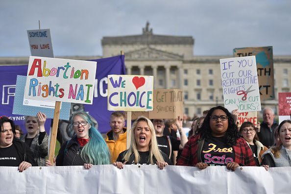 Abortion「N Ireland Stormont Assembly Reconvenes To Discuss Abortion Rights And Gay Marriage」:写真・画像(4)[壁紙.com]