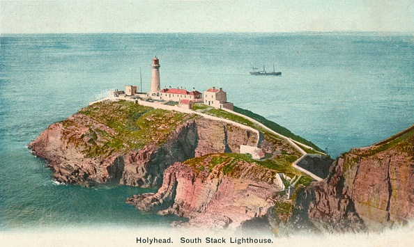Physical Geography「South Stack Lighthouse」:写真・画像(0)[壁紙.com]