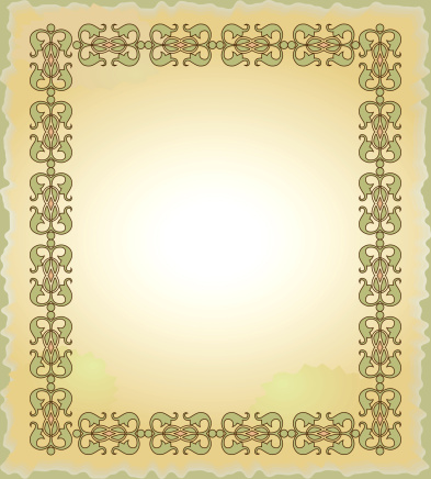 Iranian Culture「vintage frame」:スマホ壁紙(18)