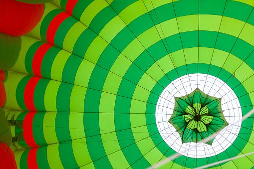 Hot Air Balloon「Air balloon, partial view」:スマホ壁紙(17)