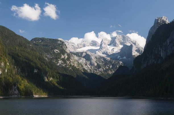Lake Gosau See with Dachstein mountains:スマホ壁紙(壁紙.com)