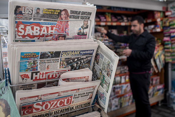 Chris McGrath「New Turkish Law Allows Government Control Of Media Outlets And Internet Content」:写真・画像(18)[壁紙.com]