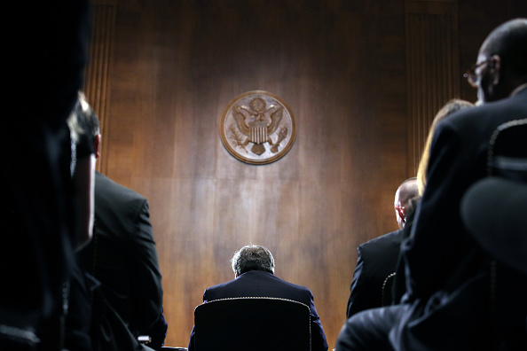 Win McNamee「Attorney General Barr Testifies At Senate Hearing On Russian Interference In 2016 Election」:写真・画像(7)[壁紙.com]