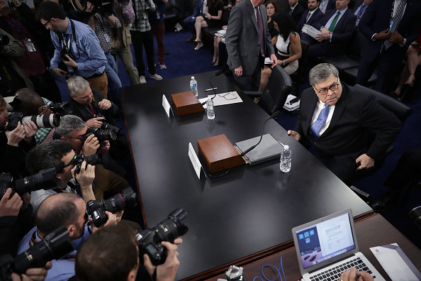 Rayburn House Office Building「Attorney General William Barr Testifies To House Appropriations Committee On Capitol Hill」:写真・画像(19)[壁紙.com]