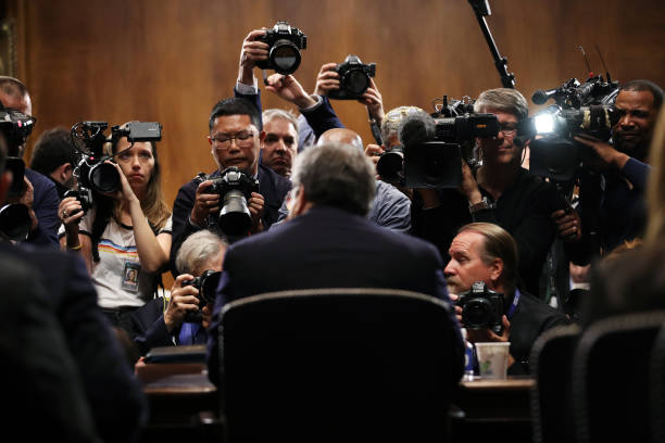 Attorney General Barr Testifies At Senate Hearing On Russian Interference In 2016 Election:ニュース(壁紙.com)