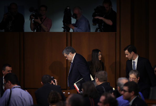 Win McNamee「Senate Holds Confirmation Hearing For Attorney General Nominee William Barr」:写真・画像(18)[壁紙.com]
