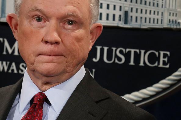 USA「AG Jeff Sessions Announces Int'l Cybercrime Enforcement Action At Justice」:写真・画像(10)[壁紙.com]
