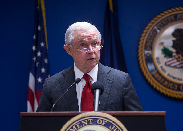 Attorney General「AG Sessions And DAG Rosenstein Make Announcement On Reducing Transnational Crime」:写真・画像(17)[壁紙.com]