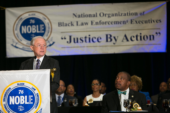 Jessica McGowan「AG Sessions Addresses National Organization Of Black Law Enforcement Executives」:写真・画像(15)[壁紙.com]