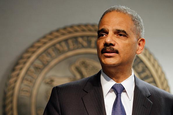 Attorney General「Attorney General Holder Addresses Media After Contempt Vote」:写真・画像(4)[壁紙.com]