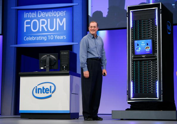 Silicon「Intel CEO Paul Otellini Speaks At Programmers Forum」:写真・画像(19)[壁紙.com]