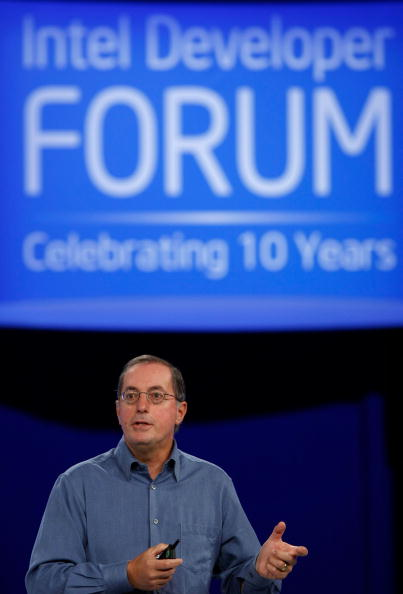 Silicon「Intel CEO Paul Otellini Speaks At Programmers Forum」:写真・画像(19)[壁紙.com]