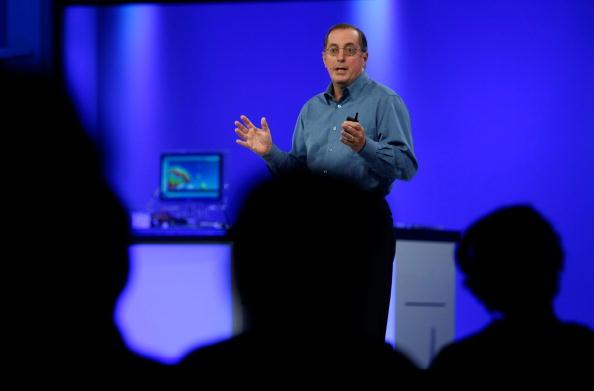 Silicon「Intel CEO Paul Otellini Speaks At Programmers Forum」:写真・画像(11)[壁紙.com]