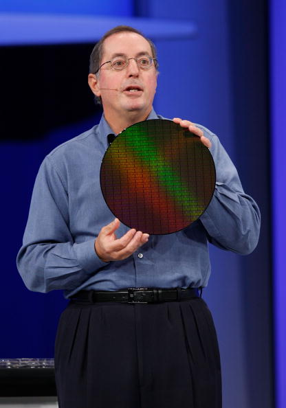 Silicon「Intel CEO Paul Otellini Speaks At Programmers Forum」:写真・画像(10)[壁紙.com]
