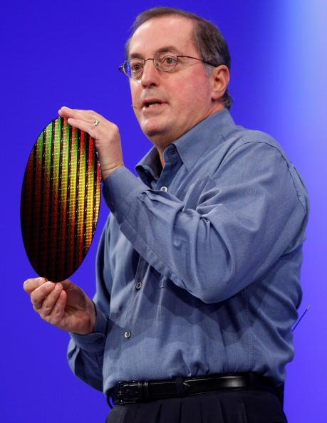 Silicon「Intel CEO Paul Otellini Speaks At Programmers Forum」:写真・画像(9)[壁紙.com]