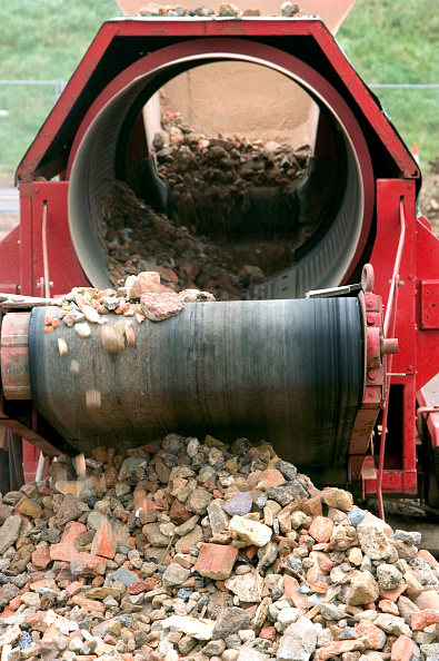 Manufacturing Equipment「Waste management. Crushing stones and bricks」:写真・画像(15)[壁紙.com]