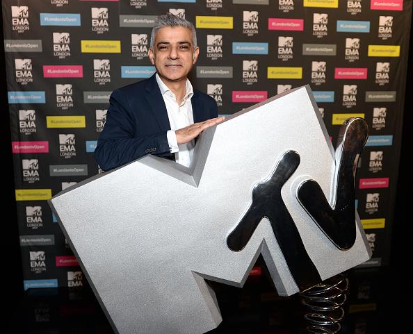 MTV Video Music Awards「Mayor Of London, Sadiq Khan, Announces London As Host City For The 2017 MTV EMA's」:写真・画像(18)[壁紙.com]