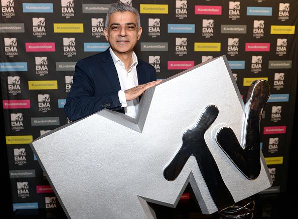 MTV Video Music Awards「Mayor Of London, Sadiq Khan, Announces London As Host City For The 2017 MTV EMA's」:写真・画像(17)[壁紙.com]