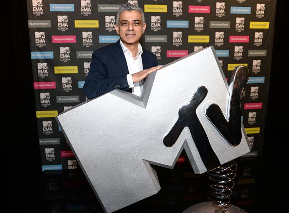 MTVヨーロッパ音楽賞「Mayor Of London, Sadiq Khan, Announces London As Host City For The 2017 MTV EMA's」:写真・画像(12)[壁紙.com]