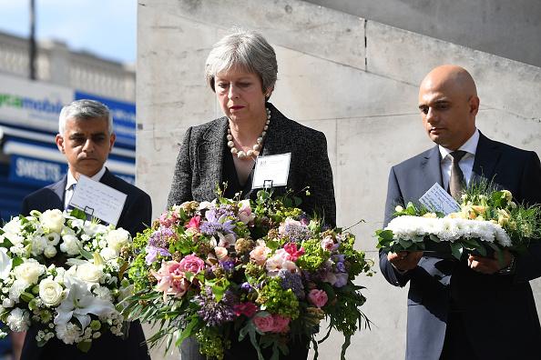 Corner「First Anniversary of The London Bridge Terror Attack Is Observed」:写真・画像(15)[壁紙.com]
