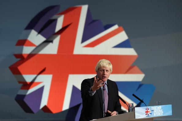 Dan Kitwood「The Conservative Party Hold Their Annual Party Conference - Day 2」:写真・画像(16)[壁紙.com]