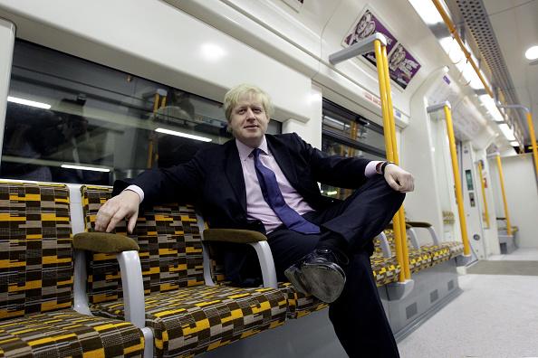 Link - Chain Part「Boris Johnson Opens The New East London Line Railway Service」:写真・画像(6)[壁紙.com]
