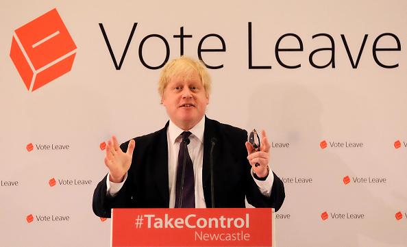 Vote Leave Campaign「Boris Johnson Leads 48Hour Brexit Blitz Of Campaigning」:写真・画像(10)[壁紙.com]