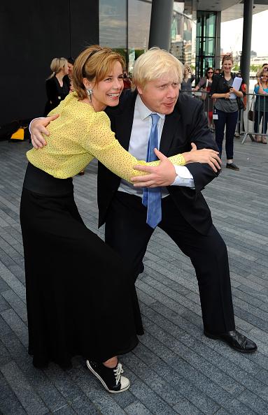 Eamonn M「Darcey Bussell And Boris Johnson Warm Up For Big Dance 2014」:写真・画像(10)[壁紙.com]