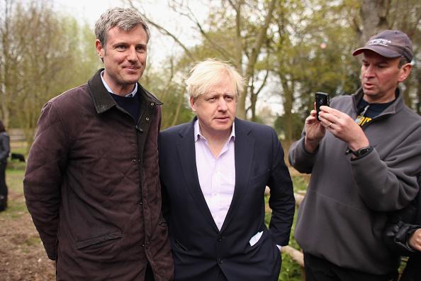 Heathrow Airport「Boris Johnson Attends A Rally Against The Heathrow Expansion」:写真・画像(18)[壁紙.com]