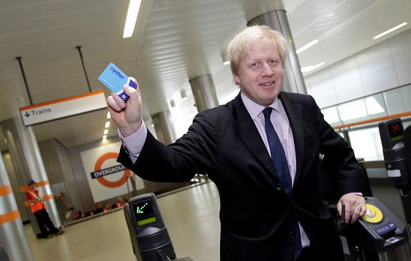 Mayor「Boris Johnson Opens The New East London Line Railway Service」:写真・画像(16)[壁紙.com]