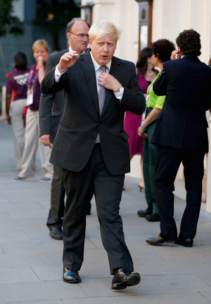 2012 Summer Olympics - London「Opening Ceremony of the 124th IOC Session」:写真・画像(6)[壁紙.com]