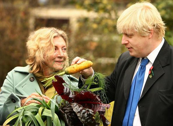 Carrot「Boris Johnson Launches Capital Growth Project」:写真・画像(4)[壁紙.com]