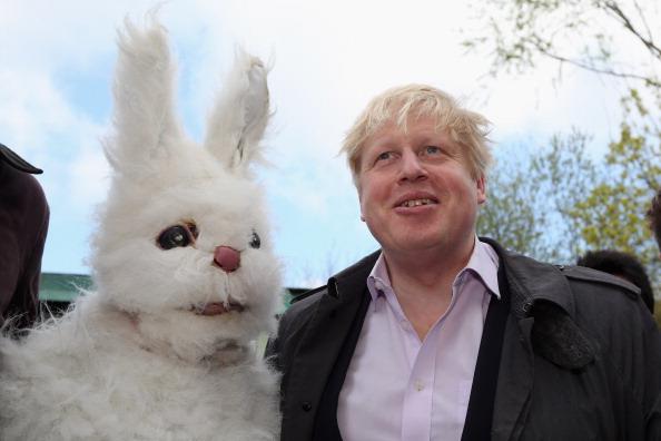 Environment「Boris Johnson Attends A Rally Against The Heathrow Expansion」:写真・画像(14)[壁紙.com]