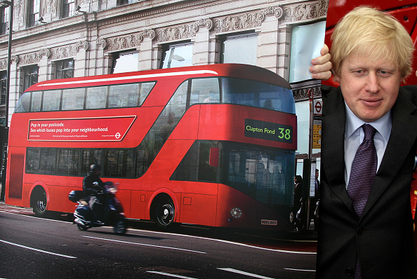 Bus「Boris Johnson Unveils Final New Bus For London Designs」:写真・画像(13)[壁紙.com]